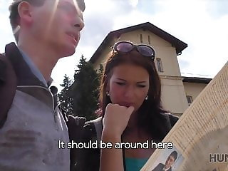 Man pays attractive tourist money for quickie at his place
