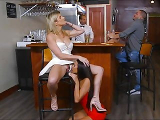Cory Chase Bar Sex