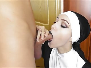 Nun Sinful Blow