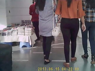 Indian Jeans Asses