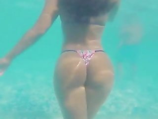 Beautiful latin ass