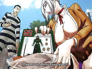 Prison School (Kangoku Gakuen) anime uncensored #7 (2015)