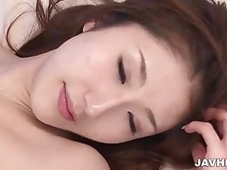 Exciting Japanese chick Yura Kasumi sucks after inspiring