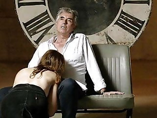 Antje Monning Topless Blowjob on ScandalPlanet.Com
