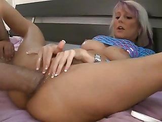 Fisting and Fucking Hot MILF