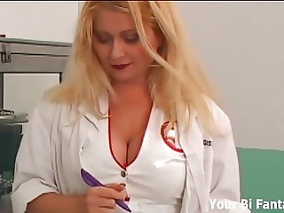 I get strapon fucked every night but the nurses