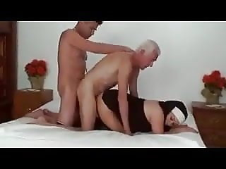 Carl - in another mmf bisex scene