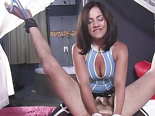 Sensual Pegging with Mistress
