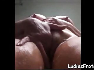 LadiesErotiC Homemade Bathroom Erotic Video