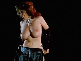 ROCK & ROLL STRIPPER - vintage big tits striptease beauty