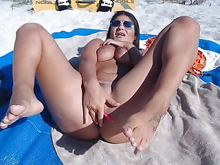 Streaming From A Beach