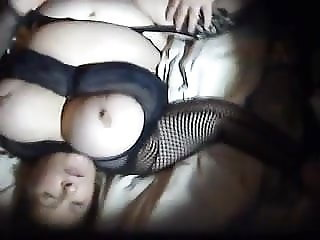 MY SLUT WIFE CREAMPIED BY STRANGER DOGGING