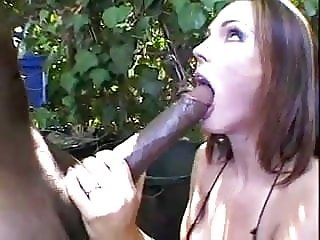 Big Black cock Threesome Gangbang 7