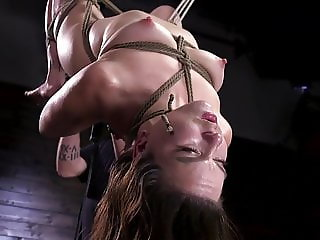 Pain Slut In Predicament Bondage And Suffering