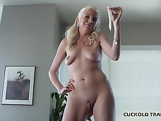 I want to make you my new cuckold slave