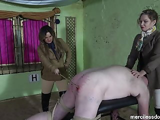 It's 200 This Time - Hard and Merciless Caning