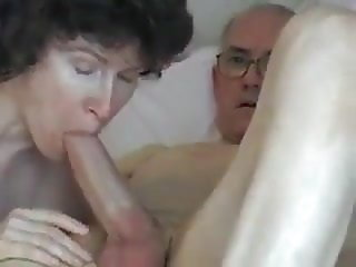 Sucking big cock