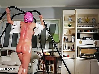 Nataly Gold - Night Assault And Bulwhipping