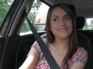 Innocent Girl Picked Up For Porn Casting