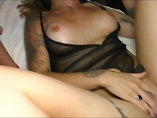 GangBang MILF Wants More Big Dick