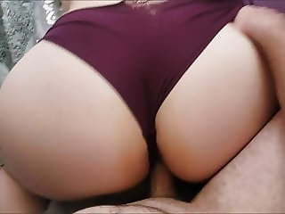POV Doggy Style PAWG Fuck In Panties