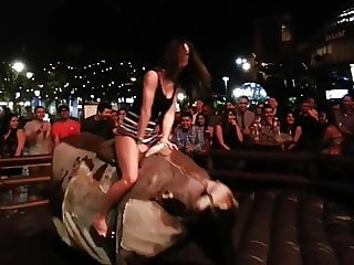 slut on a mechanical bull 2