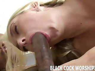 His big black cock is going to straight up destroy my ass