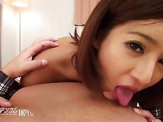 Do you want to see my self sex? Nozomi Aso 2 - CARIBBEANCOM