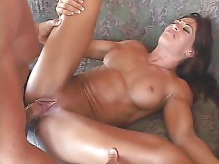 Nudist Female Gymnast Rough Anal Sex After Cathed Up