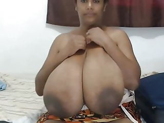 Giant monster huge boobs
