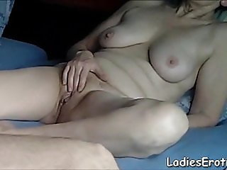 LadiesErotiC Presents Amateur Granny Masturbation