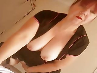 miss massage massaging my tits