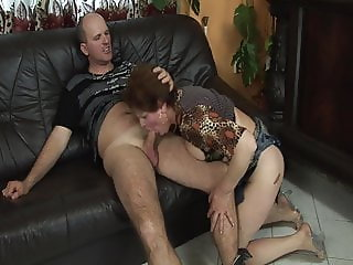 Granny is constantly horny