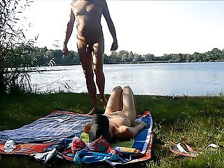 Sommersex am Badesee