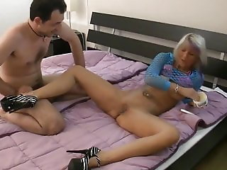 My Horny Mom Gets Fisted By Our New Neighbor