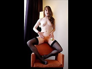 Ariane Cassidy erotic red pleasure