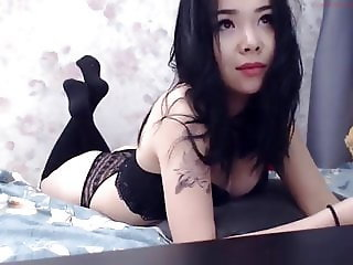 AinaWrighty camgirl get naked in pvt 20181203