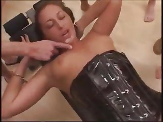German Cum-Sluts Fucked And Swallow Cum-Loads