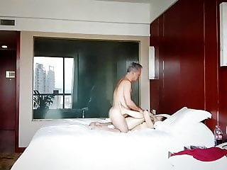 Tang gets her pussy pounded hard and deep