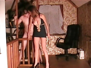 Black Dress Russian Ballbusting and Femdom Music By ivvill