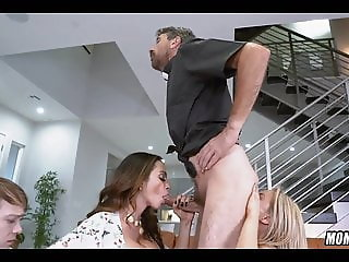 Eating his ass while blowing