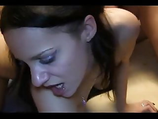 SO MANY CREAMPIES FOR A PRETTY GIRL