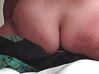 Cute Milf sucking cock and moving her beautiful ass