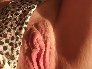 LONG Slow but EROTIC video of my wife. Close Up, Cum Finale!