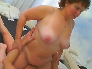 Mature BBW in XXX action