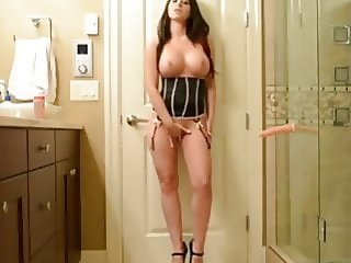 Hot MILF Suction Cup Dildo