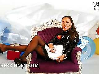 JOI for ABDL Diaper Slave Diaper Boy from German Mistress