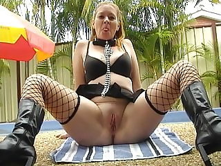 REDHEAD SHELLEY FUCKED & SQUIRTED ON CAM 1