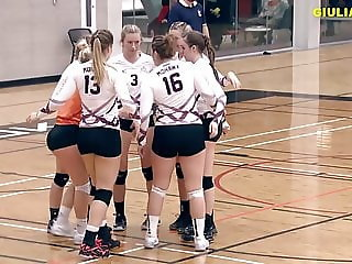 Women's Volleyball - Mohawk vs Sheridan 2 2 18 p2