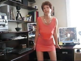 Azzy 172 - Flashing at the office